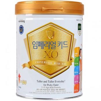 Sữa bột XO Kid - Namyang Hàn Quốc, 2-15 tuổi, 800g