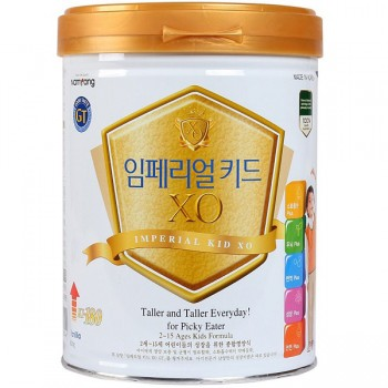 Sữa XO Kid Namyang Hàn Quốc, 2-15 tuổi, 800g