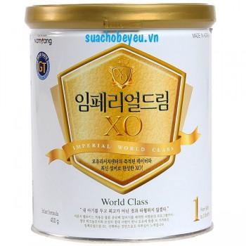 Sữa XO số 1 - Namyang Hàn Quốc, 0-3 tháng, 400g