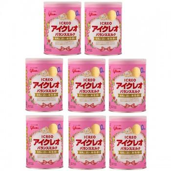 Thùng Sữa Glico, 100% nội địa Nhật Bản, 0-9 tháng