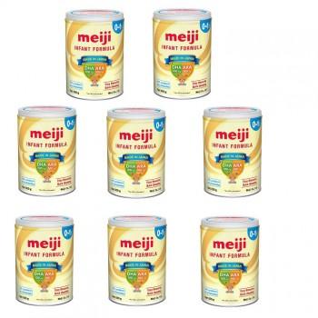 Thùng Sữa Meiji số 0, nhập khẩu, cho trẻ 0-1 tuổi