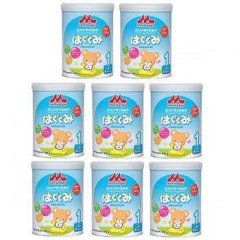 Thùng sữa Morinaga số 1, 850g, trẻ 0-6 tháng tuổi