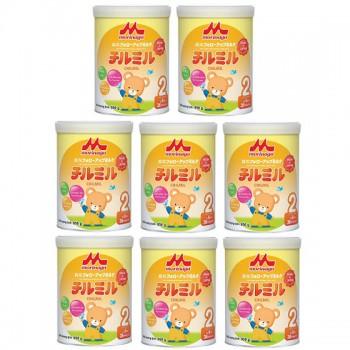 Thùng Sữa Morinaga 2, Nhật Bản, 6-36 tháng tuổi