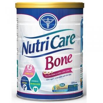 Sữa Nutricare Bone  hỗ trợ xương khớp, hộp 900g