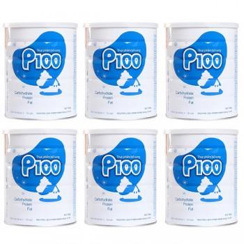 Thùng sữa P100 cho suy sinh dưỡng, ốm yếu 1-10 tuổi