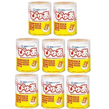 Thùng  Sữa Snow Pure số 0 Nhật, trẻ 0-9 tháng, lon 820g