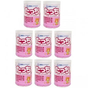 Thùng Sữa Snow số 9 nội địa Nhật, trẻ 9-36 tháng, 850g