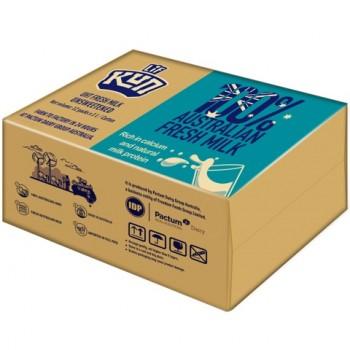 Thùng sữa tươi LiF Úc nguyên chất, 12hộp x 1 lít