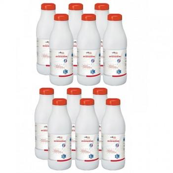 Thùng sữa tươi nguyên kem Lecoq Pháp 12 chai 1L