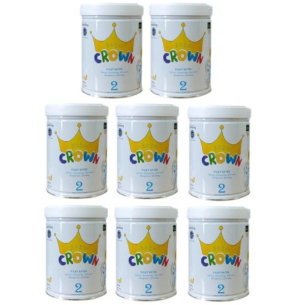 Thùng Sữa Koko Crown, biếng ăn trên 2 tuổi, 800g