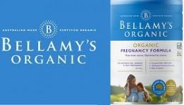 Bellamy Organic Bầu - Úc