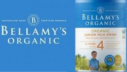 Bellamy's Organic - Úc