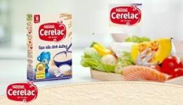 Bột ăn dặm Cerelac Nestle