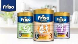 Friso Gold Hà Lan