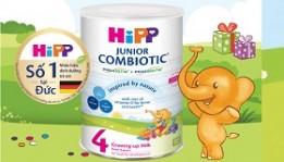 Sữa bột HiPP
