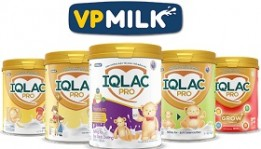 IQlac Pro - VPMILK