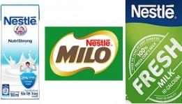 Sữa nước Nestle