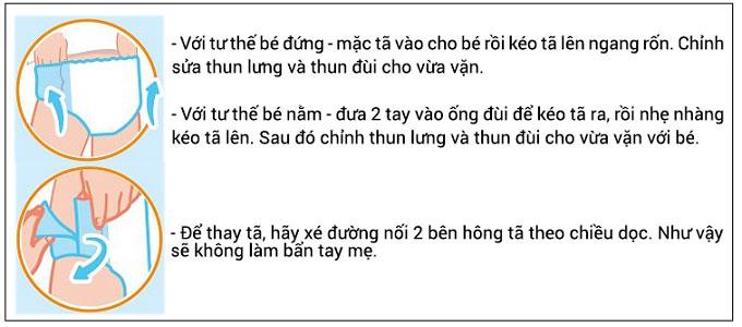 Tã quần Goon Friend size XXXL 22 miếng, trẻ từ 18 - 30kg.