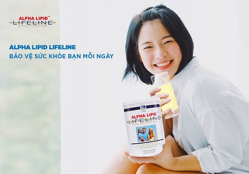 Sữa non alpha lipid life line new zealand lon 450g