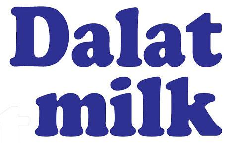Sữa tươi tiệt trùng Dalatmilk ít đường, hộp 180ml.