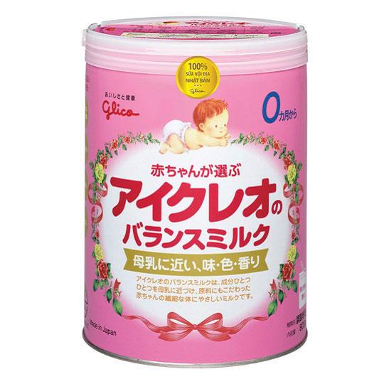 sữa meiji và glico loại nào tốt hơn
