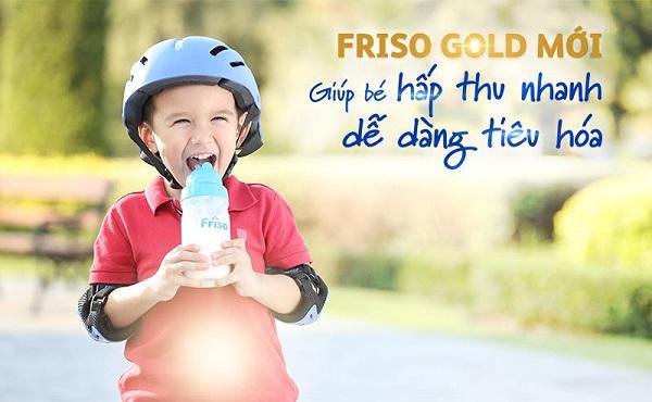 Sữa Friso Gold số 4 lon 1.4 kg cho trẻ 2 đến 6 tuổi
