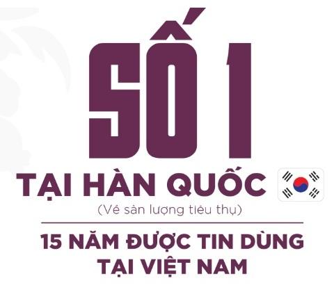 Sữa Koko Crown số 2 Hàn Quốc trẻ 6 đến 12 tháng tuổi