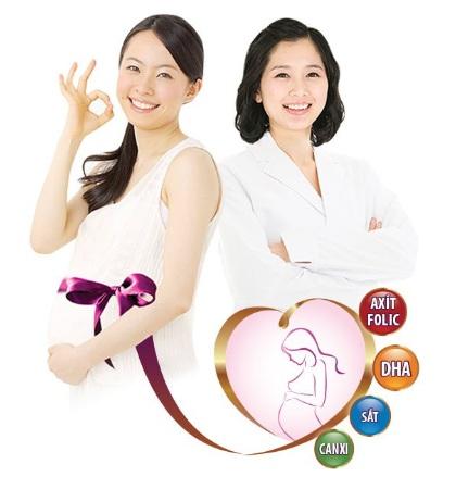 sữa cho mẹ mang thai Dielac mama gold lon 400g