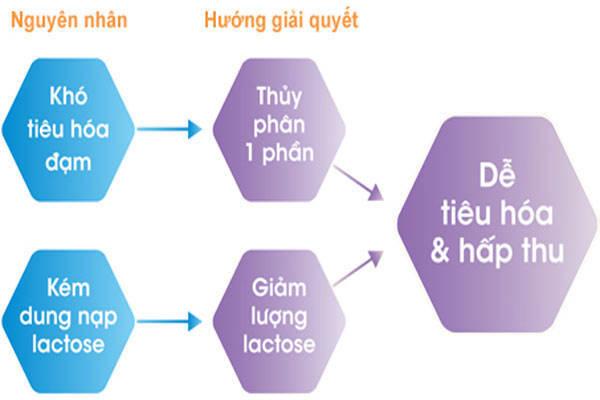 Sữa Nan Supreme HA số 1 trẻ di ứng đạm sữa bò 0-6 tháng tuổi