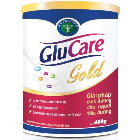 sữa Glucare Gold cho người tiểu đường lon 400g
