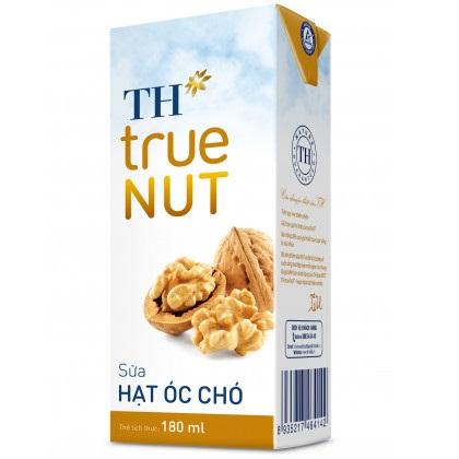 sữa hạt óc chó TH True Nut hộp 180ml