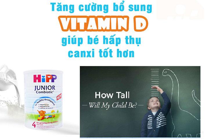 chương trình khuyến mãi sữa hipp combiotic