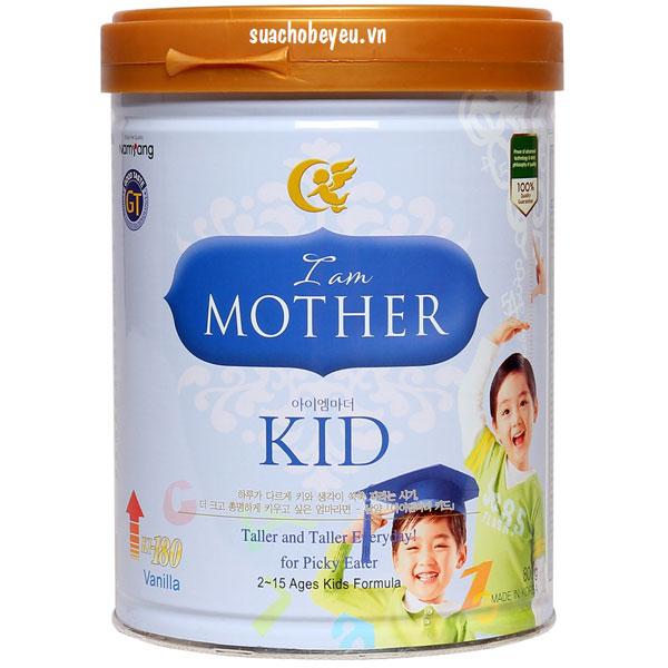 Sữa cho trẻ biếng ăn I am Mother Kid hàn quốc lon 800g