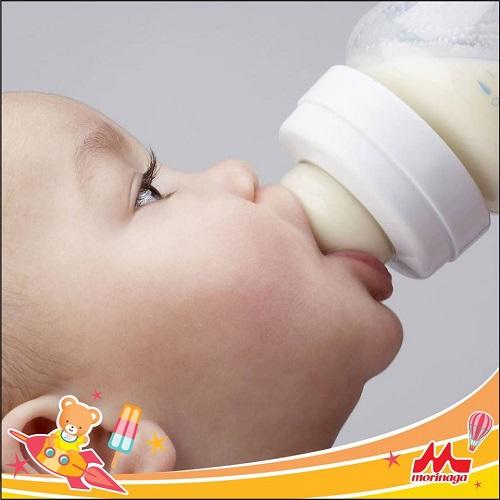 sữa bột morinaga số 1 hagukumi lon 320g cho trẻ 0-6 tháng