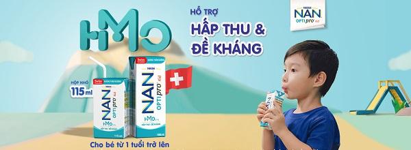 sữa nước nan optipro kid hộp 115ml