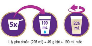 Sữa Pediasure BA dành cho trẻ biếng ăn, hộp 1,6kg.