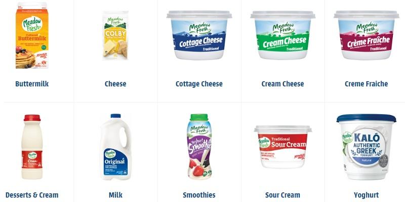 sữa tươi meadow fresh nhập khẩu New Zealand