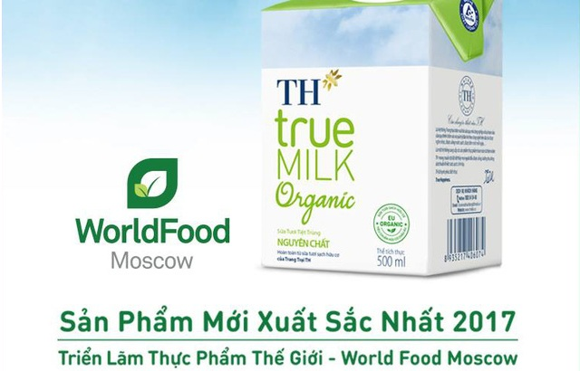sữa tươi TH True Milk