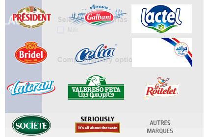 sữa tươi nguyên kem Lactel Pháp hộp 200ml