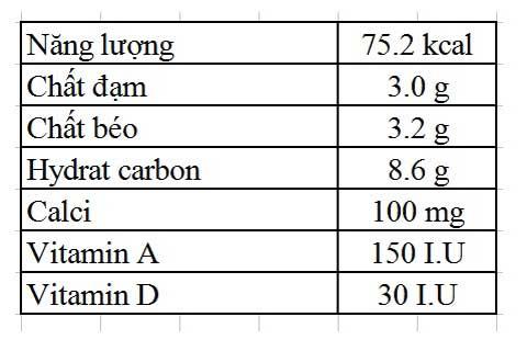 sữa tươi tiệt trùng vinamilk ít đường bịch 220ml