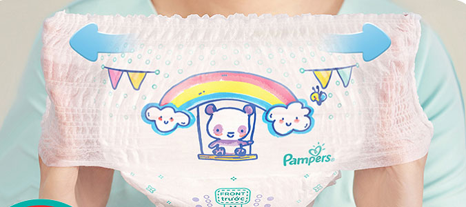 Tã quần Pampers Giữ Dáng size XL 48 miếng, cho trẻ 12-17kg.