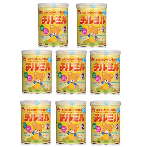 sữa morinaga số 2 lon 850g cho trẻ 6-36 tháng