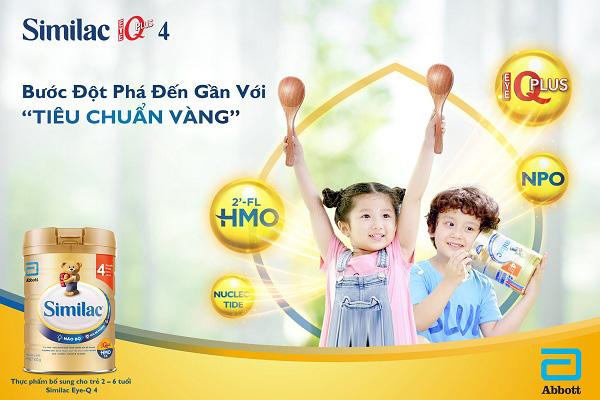 sữa Similac IQ plus HMO pha sẵn hộp 110ml