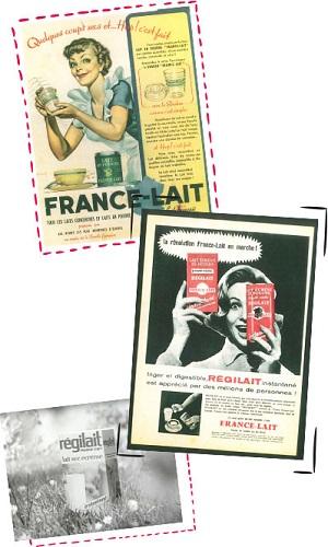 Sữa Pháp France Lait số 2 lon 900g cho trẻ 6-12 tháng