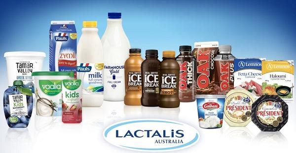 Sữa tươi nguyên kem Lemnos nhập khẩu Úc hộp 1L